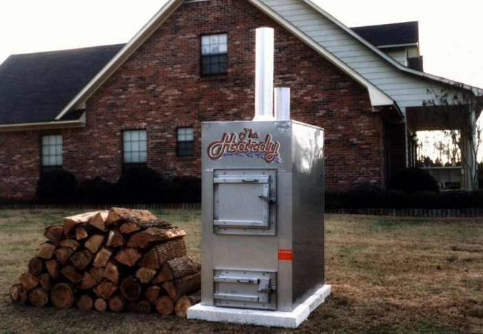 GURLEY AND SON – Southern Illinois' only source for  THE HARDY OUTSIDE WOODBURNING FURNACE