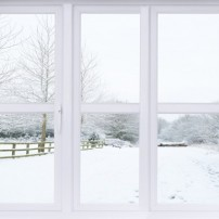 Use Window Treatments to Control Drafts