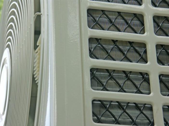 unité extérieure de climatiseur split system
