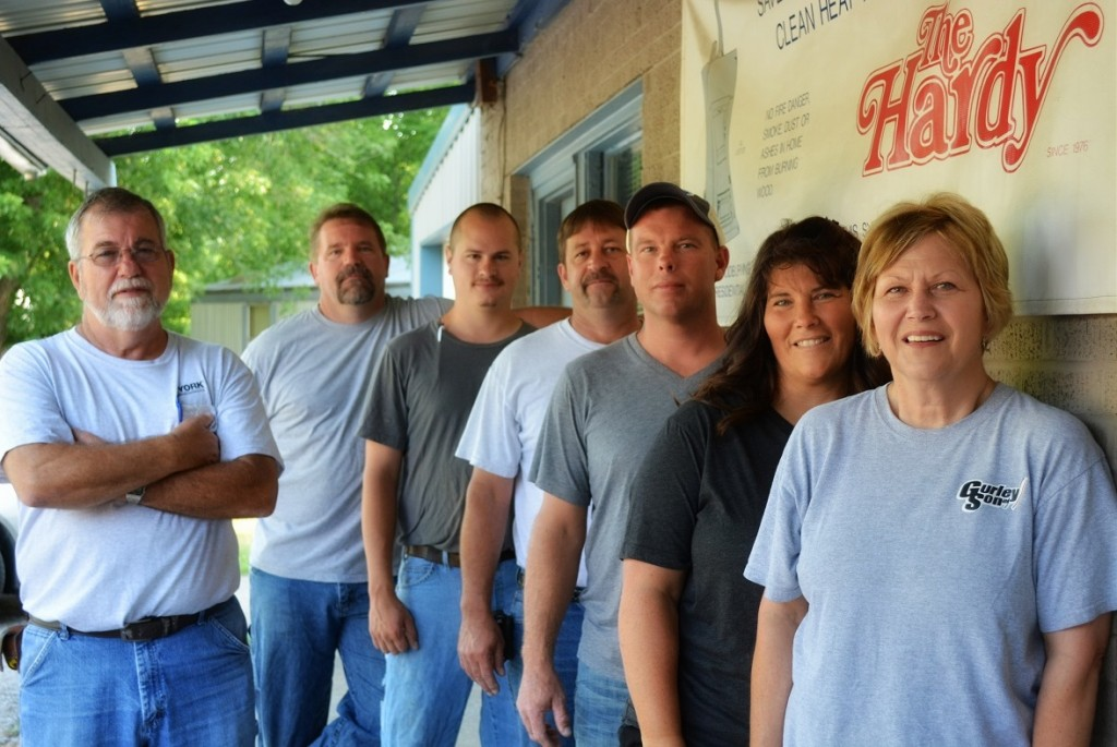 Gurley and Sons Staff